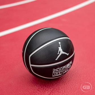 Košarkarska žoga Air Jordan Hyper Grip 07 ''Black''