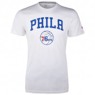 Kratka majica New Era Philadelphia 76ers