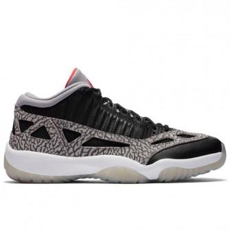 Air Jordan 11 Retro Low IE ''Black Cement''