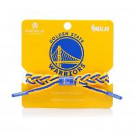 Rastaclat NBA Golden State Warriors Signature Bracelet ''Home''