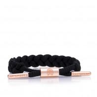 Rastaclat Lauryn Braided Bracelet ''Black/Gold''