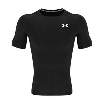 UA HeatGear Compression T-Shirt ''Black''