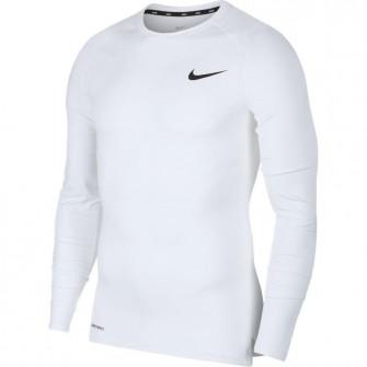 Nike Pro Long-Sleeve Top ''White''