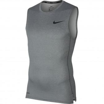 Nike Pro Sleeveless Top ''Smoke Grey''