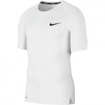 Nike Pro Short-Sleeve Top ''White''