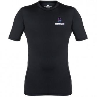 Blindsave Compression T-Shirt ''Black''