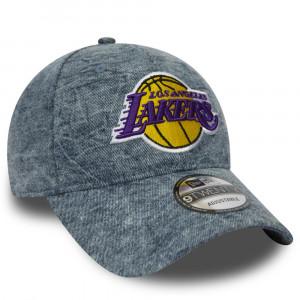 Kapa New Era Dipped Denim Los Angeles Lakers 9Twenty ''Blue''