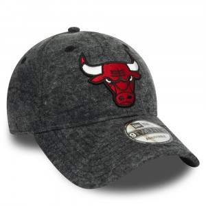 Kapa New Era Dipped Denim Chicago Bulls 9Twenty ''Black''