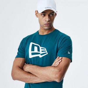 New Era Essential Flag T-Shirt ''Dark Blue''