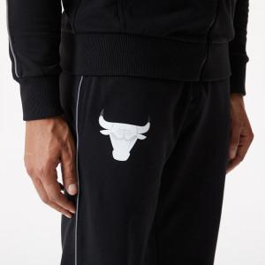 New Era NBA Chicago Bulls Fade Logo Pants ''Black''