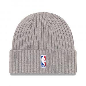 New Era NBA20 Draft Boston Celtics Cuff Knit Beanie ''Grey''