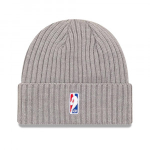 New Era NBA20 Draft Los Angeles Clippers Cuff Knit Beanie ''Grey''