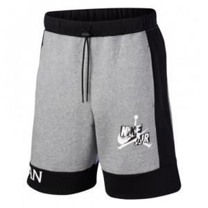 Air Jordan Jumpman Classics Fleece Shorts ''Grey Heather''