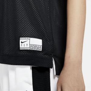 Nike Swoosh Fly Reversible Jersey ''Black/White''