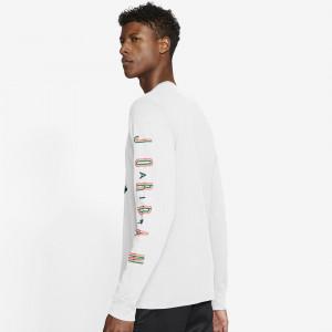 Air Jordan Sport DNA Longsleeve Shirt ''White''