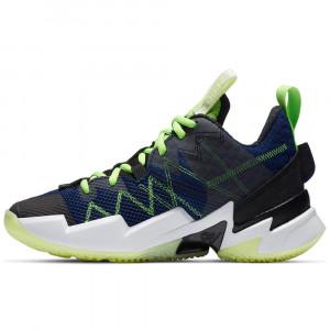 Air Jordan Why Not Zer0.3 ''Black/Key Lime'' (GS)