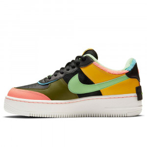Nike Air Force 1 Shadow SE '' Solar Flare/Atomic Pink''