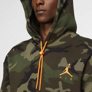 Air Jordan Jumpman Fleece Pullover Hoodie ''Camo''