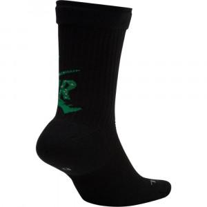 Air Jordan Legacy Crew Socks ''Black/Amaillo/Clover''