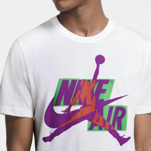 Air Jordan Jumpman Classics HBR T-Shirt ''White''