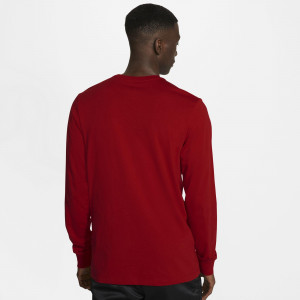 Air Jordan Jumpman Chimney Shirt ''Gym Red''