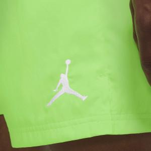 Air Jordan Jumpman Poolside Shorts ''Ghost Green''