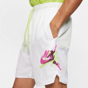 Air Jordan Jumpman Shorts ''White''