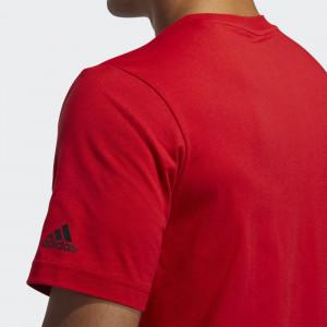adidas D.O.N. Issue #2 Sense Logo T-Shirt ''Scarlet''