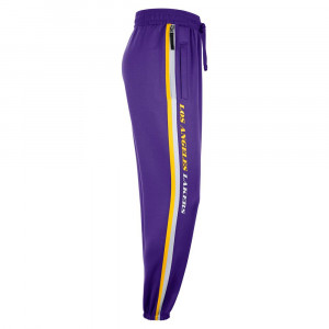 Nike NBA LA Lakers Showtime Pants ''Field Purple''