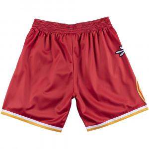 M&N NBA Houston Rockets Shorts ''Red''