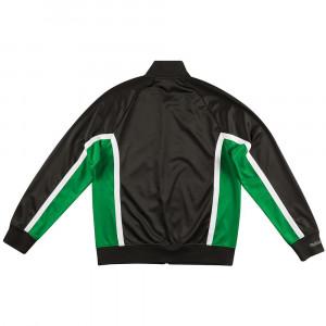 M&N Championship Game Boston Celtics Track Jacket ''Black''