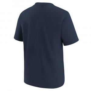 Nike NBA Logo Dallas Mavericks Kids T-Shirt ''Navy Blue''