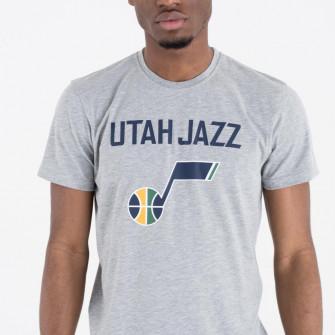 New Era Utah Jazz T-Shirt ''Grey''