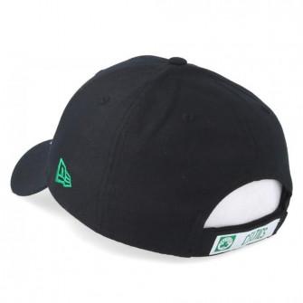 New Era Chambray League 9Forty Boston Celtics Cap ''Black''
