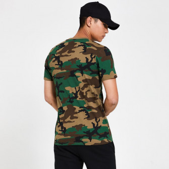 New Era Chicago Bulls T-Shirt ''Camo''