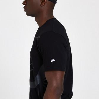 New Era Gradient & Graphic Chicago Bulls T-Shirt ''Black''
