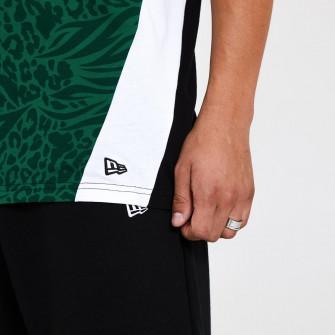 New Era All Over Print Boston Celtics Tank Top ''Green''