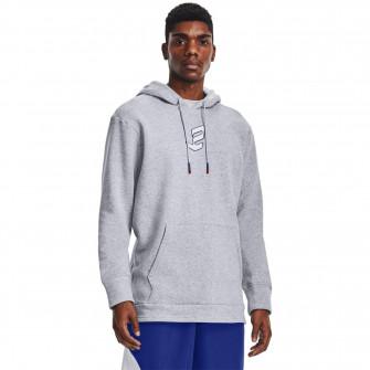 UA Embiid Signature Hoodie ''Grey''