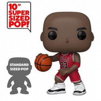 Funko POP! NBA Chicago Bulls Michael Jordan Vinyl Figure (10inch)