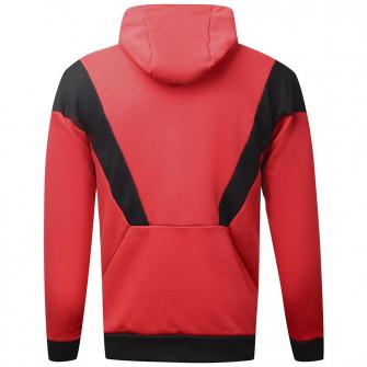 Otroški pulover Air Jordan Flight Lite ''Gym Red''