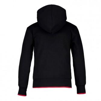 Air Jordan Jumpman Full-Zip Fleece Kids Hoodie ''Black''