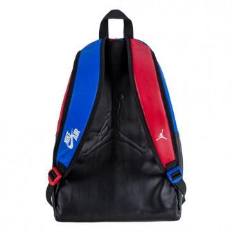 Air Jordan Mashup Retro 1 Backpack ''Black/Red/Blue''