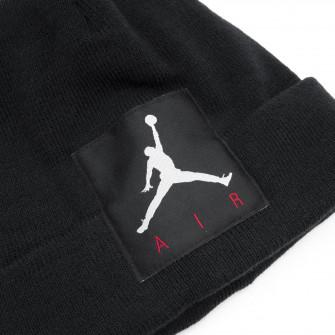 Air Jordan Offset Patch Beanie Kids Set ''Black''