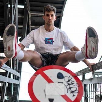 Air Jordan Sport DNA T-Shirt ''White''