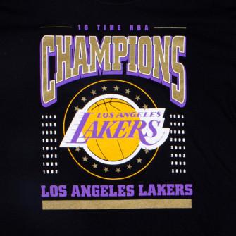 M&N Champions Los Angeles Lakers T-Shirt ''Black''