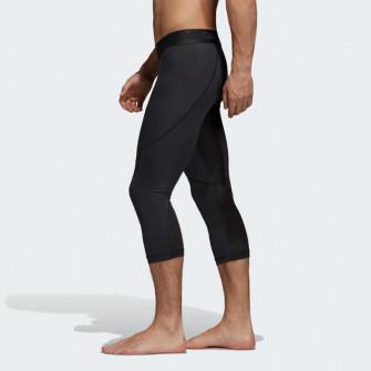 Kompresijske hlače adidas Alphaskin Sport 3/4 ''Black''