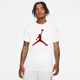 Air Jordan Jumpman T-Shirt ''White/Gym Red''
