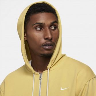 Nike Dri-FIT Standard Issue Full-Zip Hoodie ''Saturn Gold''