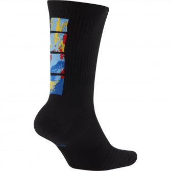 Nike Elite NBA City Edition Brooklyn Nets Socks ''Black''