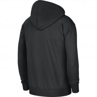 Nike Dri-FIT NBA Hoodie Nets Standard Issue ''Black''